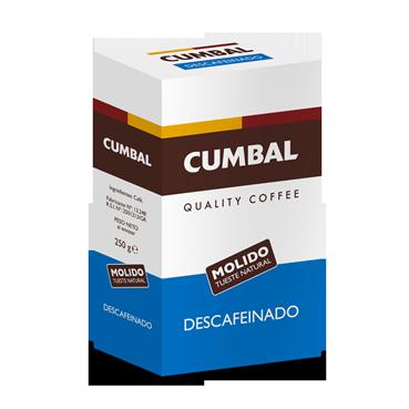 comprar cafe molido descafeinado
