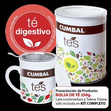 comprar té digestivo