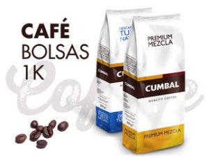 cafe en grano bolsas 1 kilo
