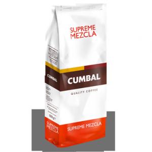 café en grano mezcla supreme