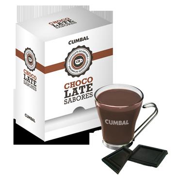 comprar café en chocolate negro