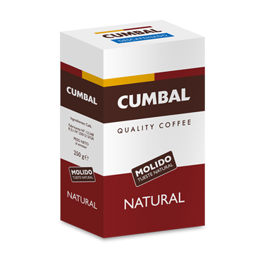 comprar cafe molido natural