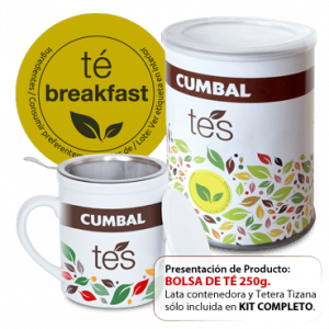 comprar te breakfast online