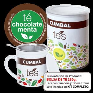 comprar té de chocolate menta