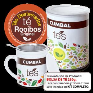 comprar te Rooibos online