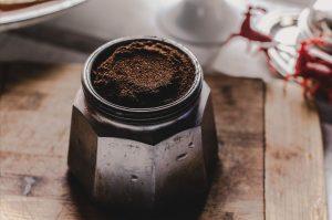 Usos diferentes del café
