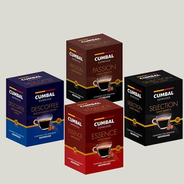 Cumbal Espresso Esence