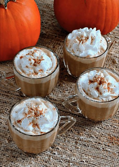 cafe polvos de calabza