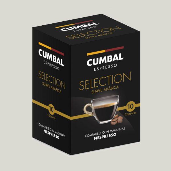 Café espresso suave arábica