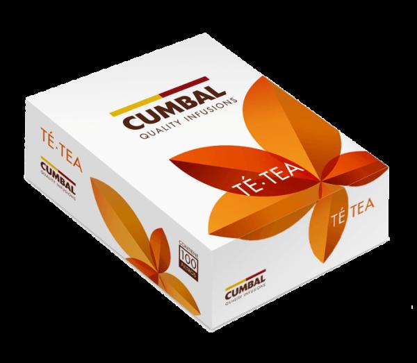 Caja de té Cafés Cumbal
