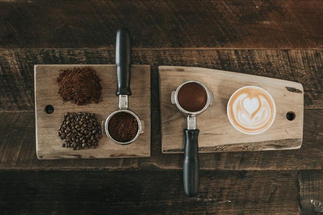 cafe para baristas