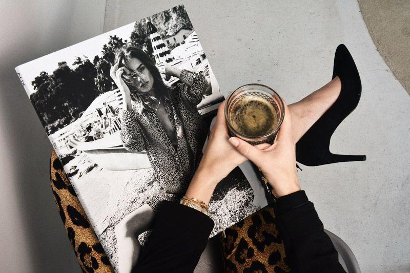 Café la bebida de moda