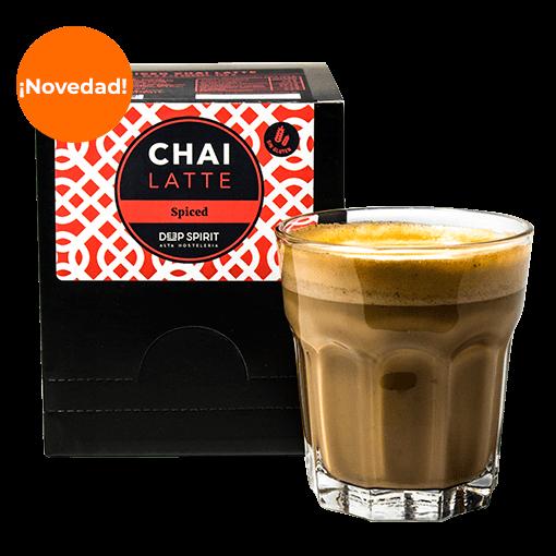 Té Chai Latte Spiced