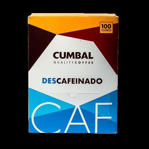 Café descafeinado Cumbal
