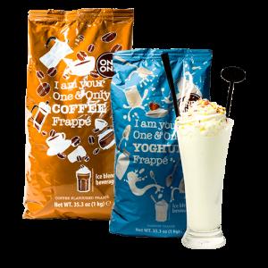Frappés de Yoghurt y Café