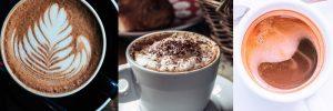 diferentes cafe