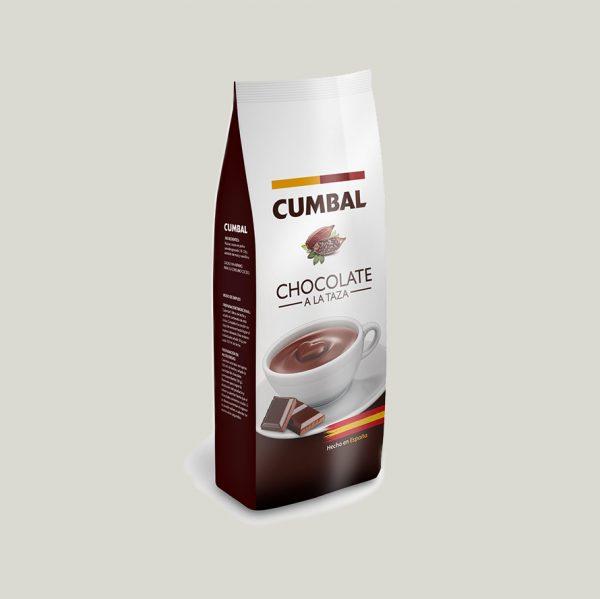 Chocolate a la taza cumbal